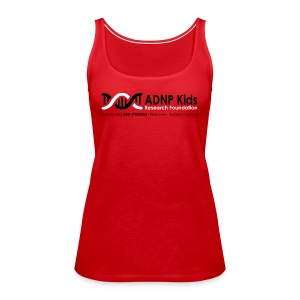 RED - Women's Premium Tank Top