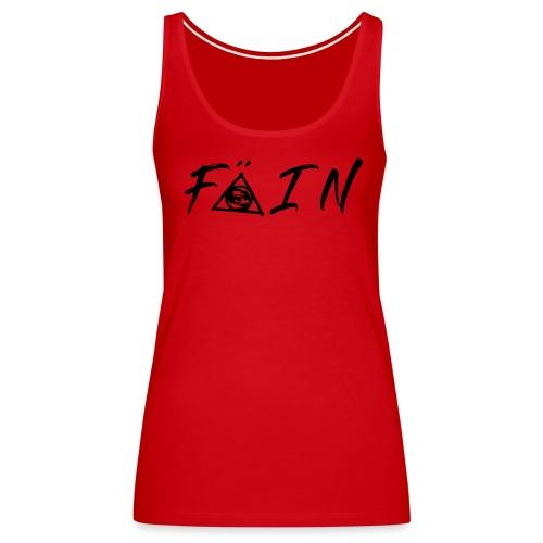 FAIN Illuminati - Women's Premium Tank Top