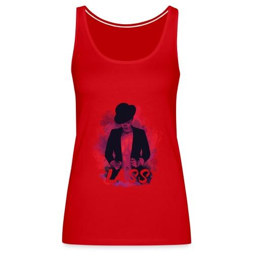 CLASSY GIRL's T-SHIRT - Women's Premium Tank Top