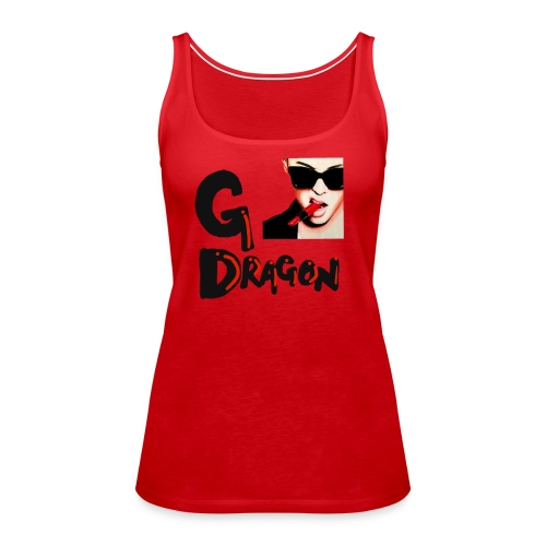 GDragon - Women's Premium Tank Top