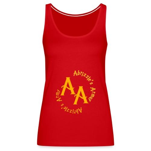 Abrizzles Army - Women's Premium Tank Top