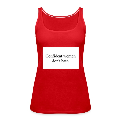 Classic T-shirt - Women's Premium Tank Top