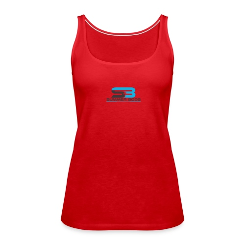 Summer Bods Apparel - First Edition - Women's Premium Tank Top