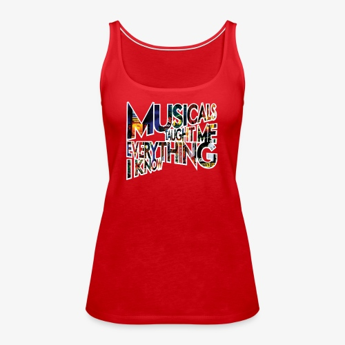 MTMEIK Broadway - Women's Premium Tank Top