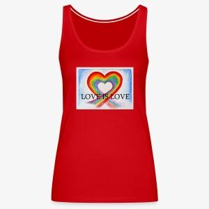 Love Is Love - Women's Premium Tank Top