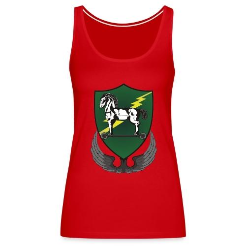 Trojan Horse - Women's Premium Tank Top