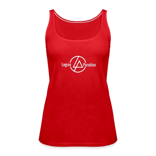 LEGION PARADISE LOGO - Women's Premium Tank Top