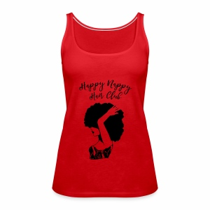 Happy Nappy Hair Club Premium Tee - Women's Premium Tank Top
