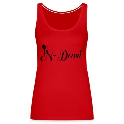 N-Dowd Fem Fatale - Women's Premium Tank Top