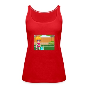 Baby Barbie Sports Injury T-shirt/Tanktop - Women's Premium Tank Top