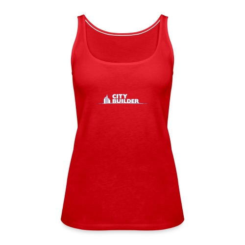 city builder - Women's Premium Tank Top