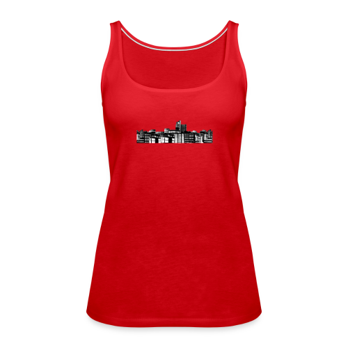 Welcome to the Jungle - Women's Premium Tank Top