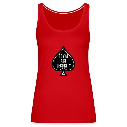 Royal Ace Logo - Women's Premium Tank Top