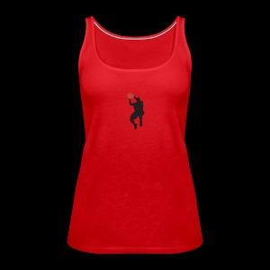 Love & Basketball Memoirs of Life - Women's Premium Tank Top