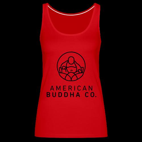 AMERICAN BUDDHA CO. ORIGINAL - Women's Premium Tank Top
