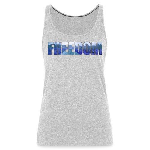 Freedom Photography Style - Women's Premium Tank Top