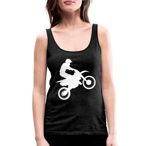 Motocross - Women's Premium Tank Top