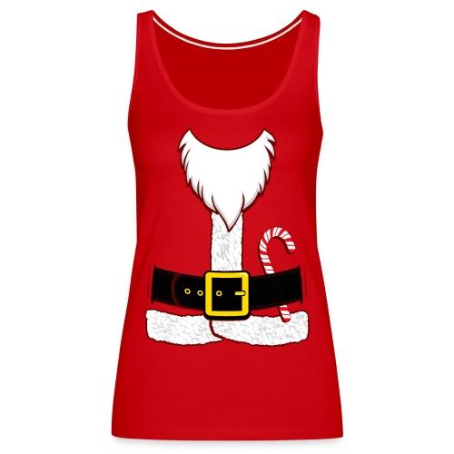 Santa Claus - Women's Premium Tank Top
