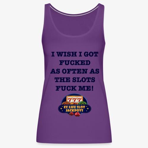 I Wish I got... - Women's Premium Tank Top