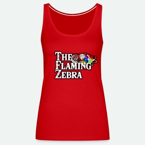 TFZ Big LOGO - Women's Premium Tank Top