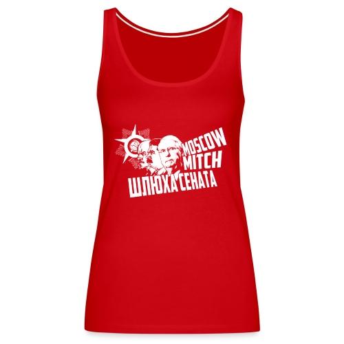 Moscow Mitch - Whore of the Senate - Men's T-Shirt - Women's Premium Tank Top