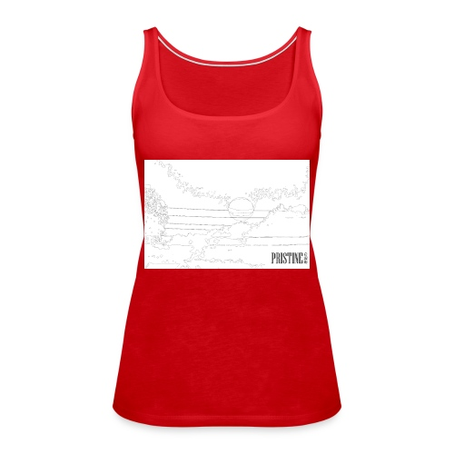 SunLines - Women's Premium Tank Top