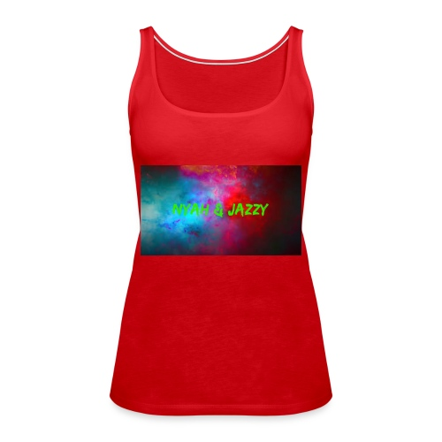 NYAH AND JAZZY - Women's Premium Tank Top