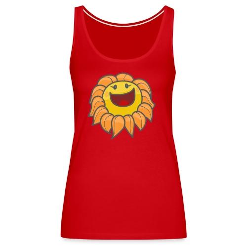 Happy sunflower - Women's Premium Tank Top
