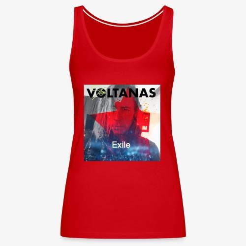 Exile - Tomi Voltanas - Women's Premium Tank Top