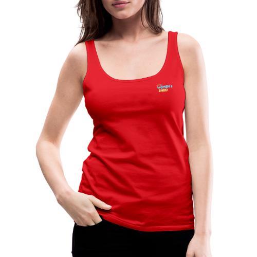 Coolum Women's Shed Tshirts - Women's Premium Tank Top