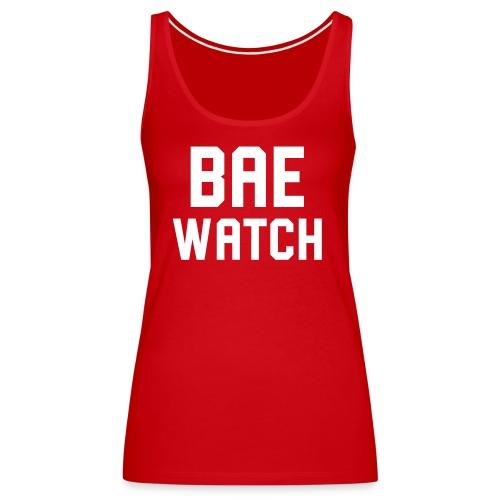Bae Watch - Women's Premium Tank Top