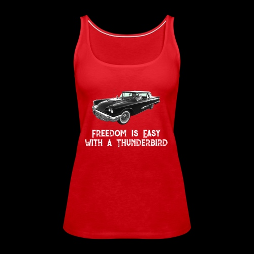 Thunderbird - Women's Premium Tank Top