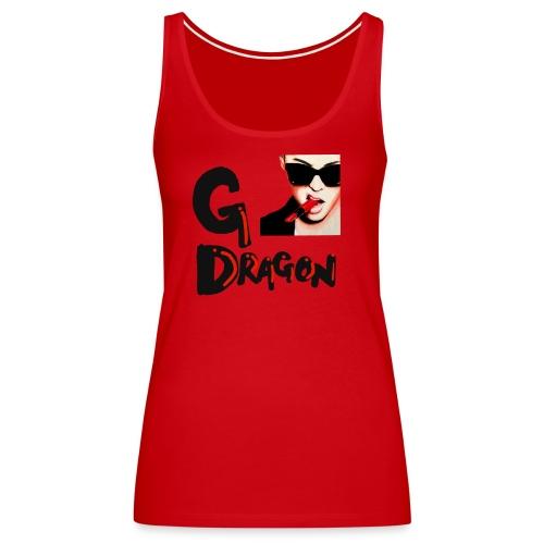GDragon - Women's Premium Tank Top