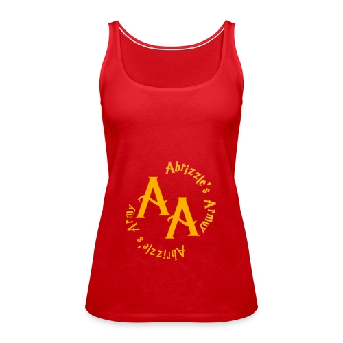 Abrizzles Army - Women's Premium Tank Top