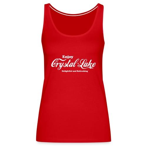 Crystal Lake - Women's Premium Tank Top