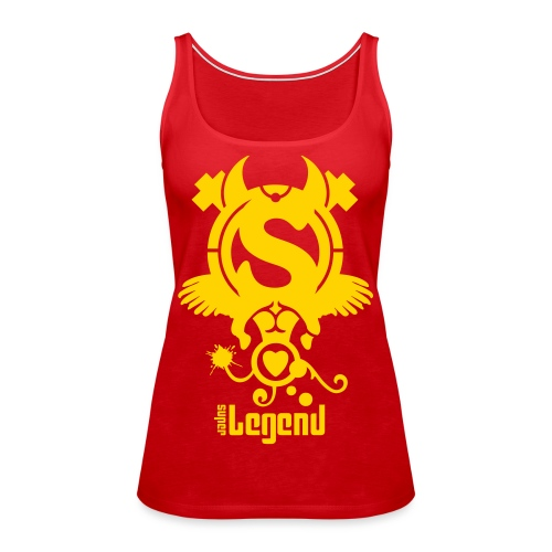 Super Legend (Woman) - Women's Premium Tank Top