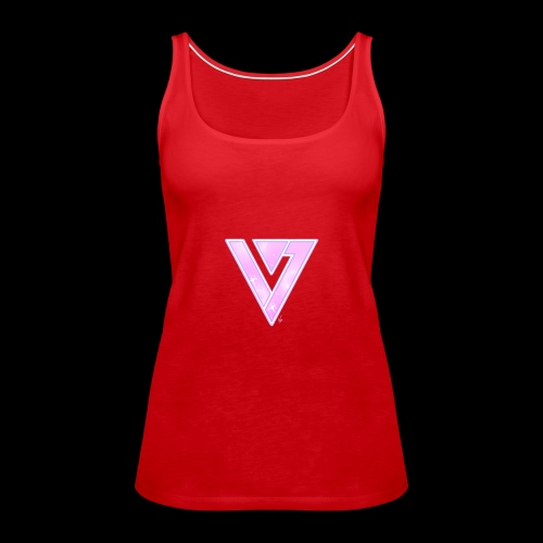 Seventeen Black T-Shirt - Women's Premium Tank Top