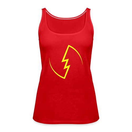 Electric Spark - Women's Premium Tank Top