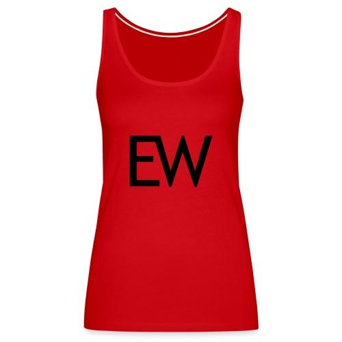 EDM Weekly - Women's Premium Tank Top