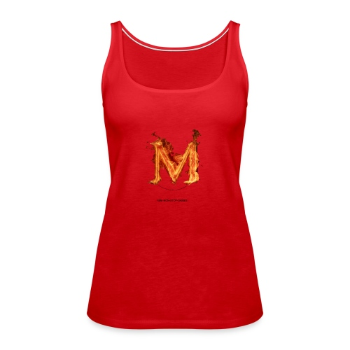 great logo - Women's Premium Tank Top