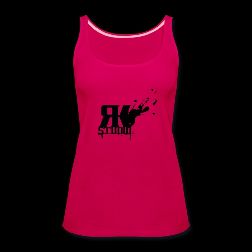 RKStudio Black Version - Women's Premium Tank Top