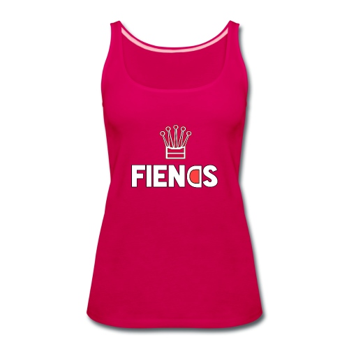 Fiends Design - Women's Premium Tank Top