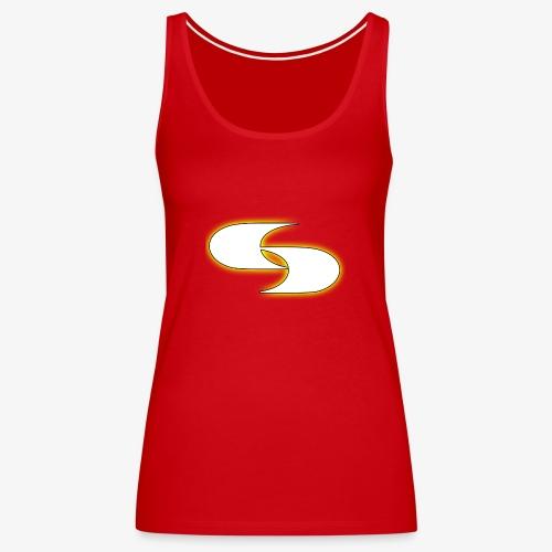 Official Strive Logo - Women's Premium Tank Top
