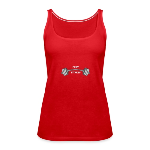 Fury Fitness - Women's Premium Tank Top