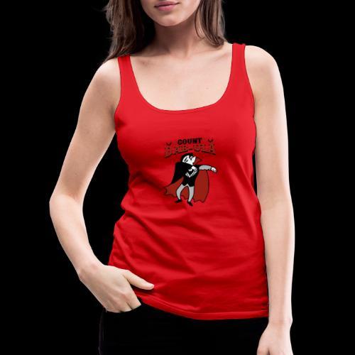 Count Dab-ula | Halloween Dance Party - Women's Premium Tank Top