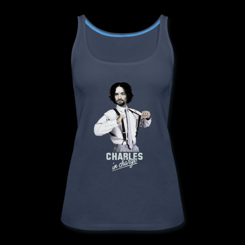 CHARLEY IN CHARGE - Women's Premium Tank Top