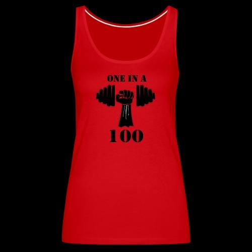 OneInA100 - Women's Premium Tank Top