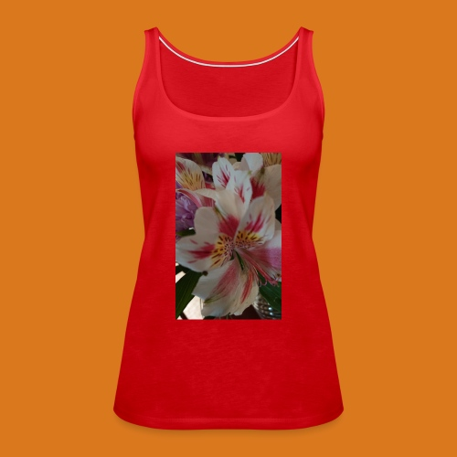 Stop and Smell - Women's Premium Tank Top