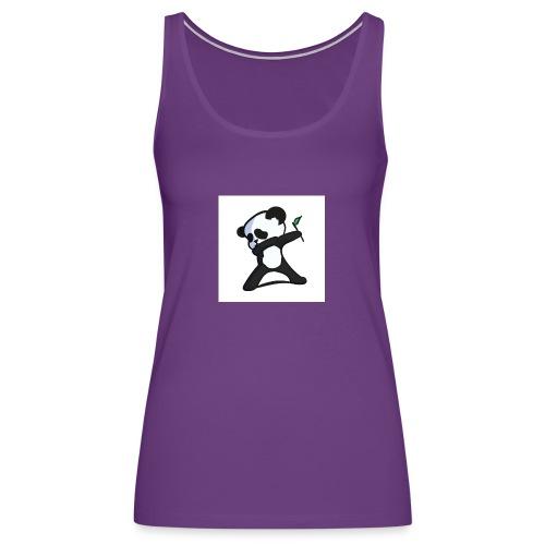 Panda DaB - Women's Premium Tank Top