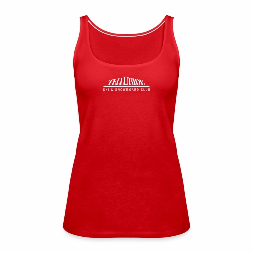 TSSC Mountain Logo - Women's Premium Tank Top